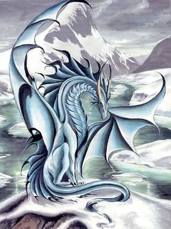 ice elemental dragons - photo #36